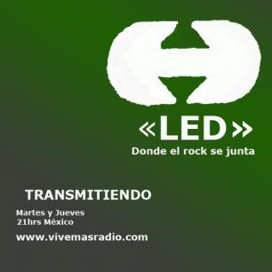LED transmitiendo